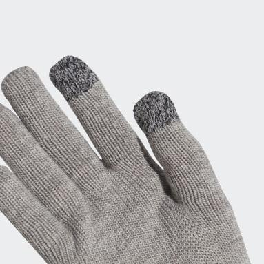 Training Grey Performance Gloves