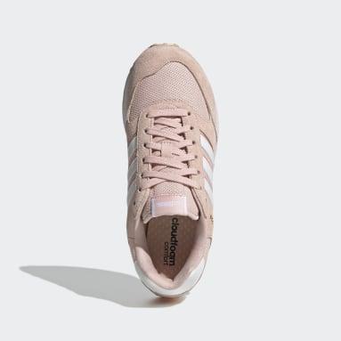 Zapatillas Run 80s Rosado Mujer Diseño Deportivo