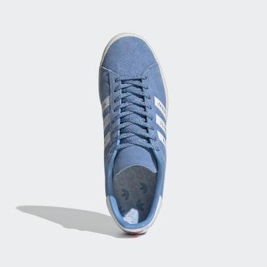 Women Originals Blue Campus Human Made Shoes