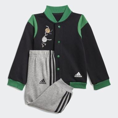 черный Спортивный костюм Collegiate Mix