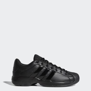 Basketball Black Pro Model 2G Low Shoes