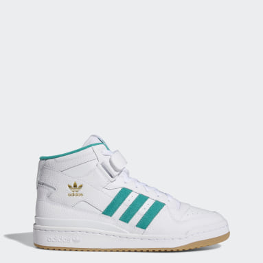 Forum Mid Shoes Bialy