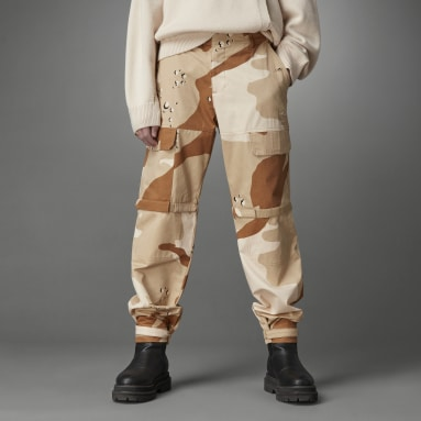 Men's Originals Multicolor Blue Version Camo Cargo Pants