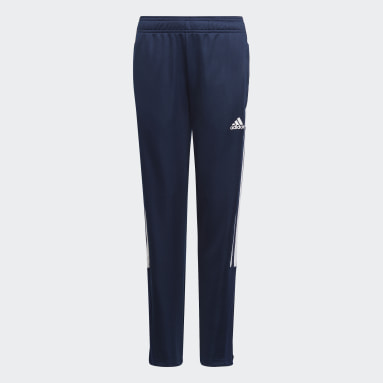 Pantalon de survêtement Tiro Bleu Filles Football