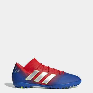 Calzado de Fútbol Nemeziz Messi Tango 18.3 Pasto Sintético Rojo Hombre Fútbol