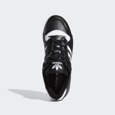 Women Originals Black Rivalry Low Shoes