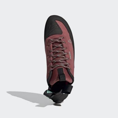 Men's Five Ten Black Five Ten Niad Lace Climbing Shoes