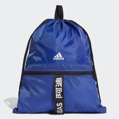 Fitness & Training 4ATHLTS Sportbeutel Blau
