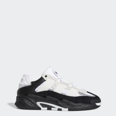 Originals White Niteball Shoes