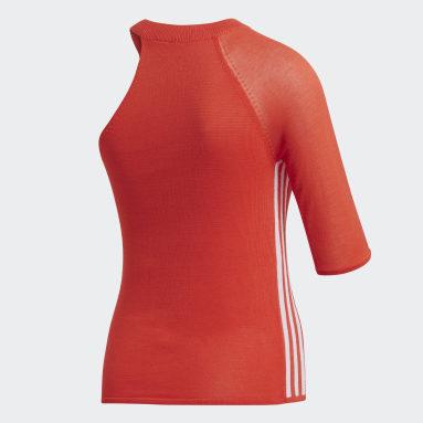Playera Rojo Mujer Originals