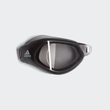 Zwemmen Wit Persistar Fit Optical Duikbril Rechterglas