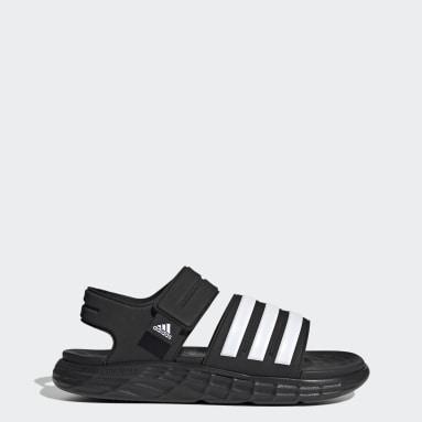 Swimming Black Duramo SL Sandals