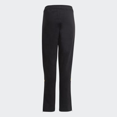 Pantalon Tiro Winterized noir Adolescents 8-16 Years Soccer