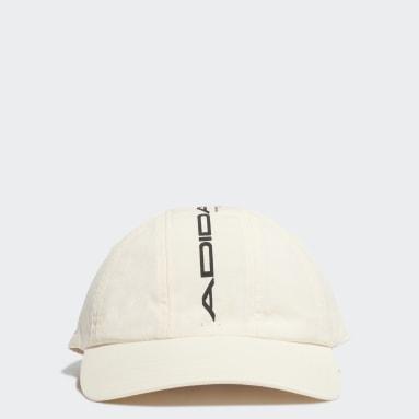 Training White Branding Seven-Panel Hat