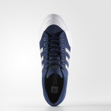 Calzado Matchcourt Azul Hombre Originals