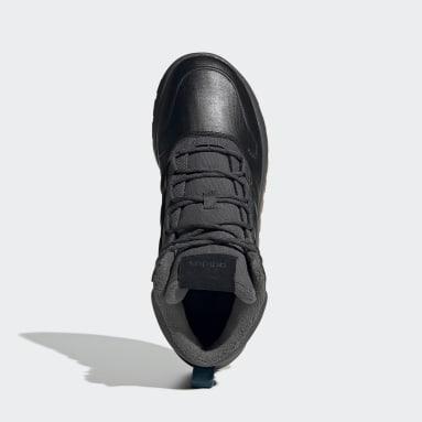 черный Зимние ботинки Fusion