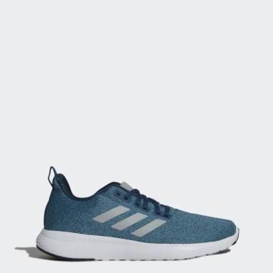 Men Running Blue Kollide Shoes