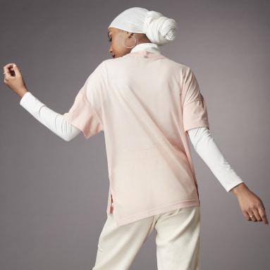 OVERSIZED TEE Rosa Mujer Sportswear