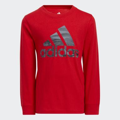 Kids' Long Sleeve Shirts | adidas US