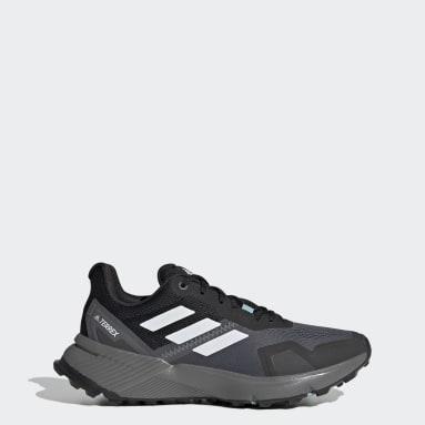 Women TERREX Black Terrex Soulstride Trail Running Shoes