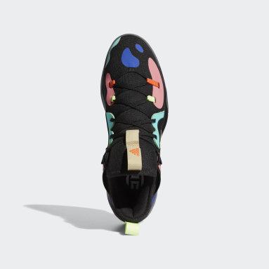 Basketbol Siyah Harden Stepback 2 Ayakkabı