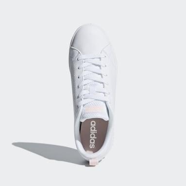 Calzado VS Advantage Clean Blanco Mujer Diseño Deportivo