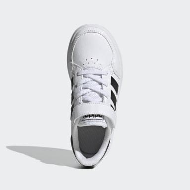 Zapatilla Breaknet Blanco Niño Sportswear