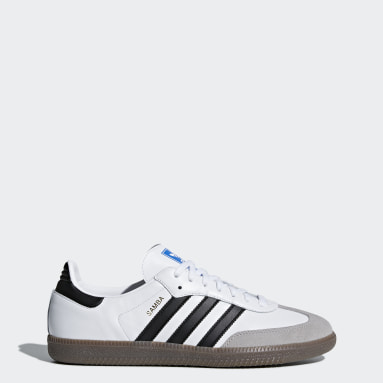 Originals White Samba OG Shoes