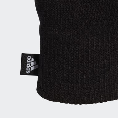 Sportswear Svart 3-Stripes Conductive Gloves