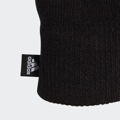 Guantes Conductive 3 bandas Negro Sportswear