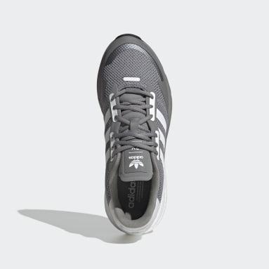 Originals Grey ZX 1K Boost Shoes