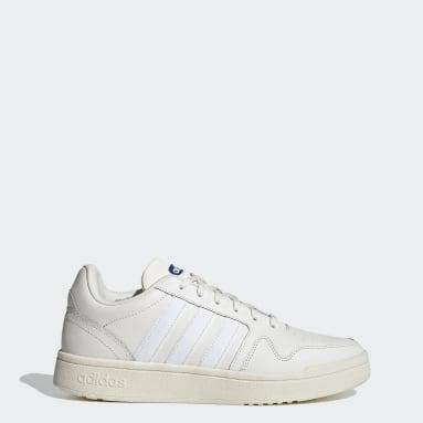 Men Sport Inspired White Postmove Shoes