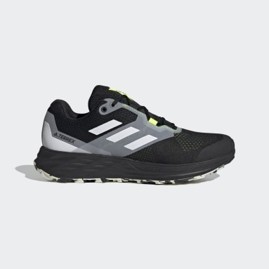 Sapatos de Trail Running Two Flow TERREX Preto TERREX