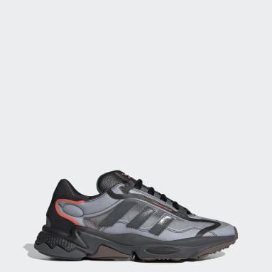 Sapatos OZWEEGO Pure Preto Mulher Originals