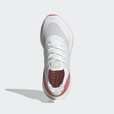 Women's Running White Ultraboost 21 Shoes