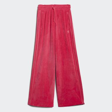 ผู้หญิง Originals สีชมพู กางเกงแทรค Jeremy Scott