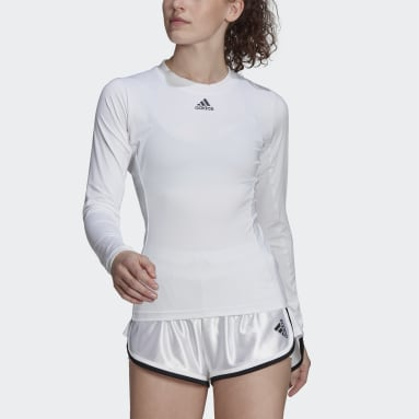 Women's Tennis White Tennis Freelift Tee