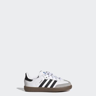 Kinder Originals Samba OG Schuh Weiß