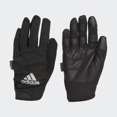 Fitness & Training Handschuhe Schwarz