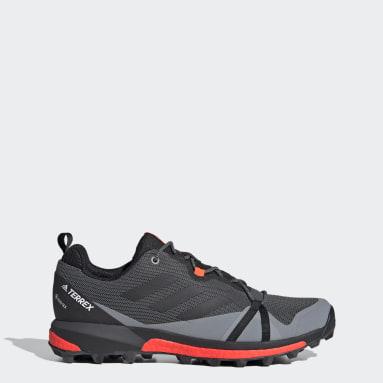 Men TERREX Grey Terrex Skychaser LT GORE-TEX Hiking Shoes