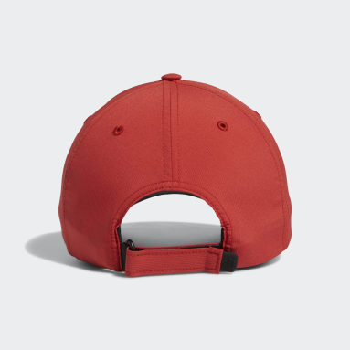 Casquette Golf Performance rouge Hommes Golf