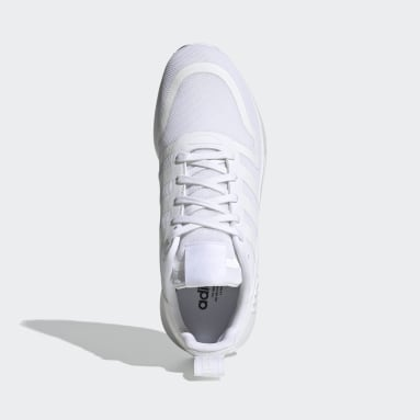 Men Lifestyle White Multix Shoes