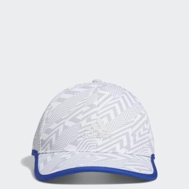 Men Golf White Sports Cap