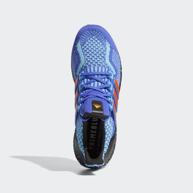 Men's Running Blue Ultraboost 5.0 DNA Shoes