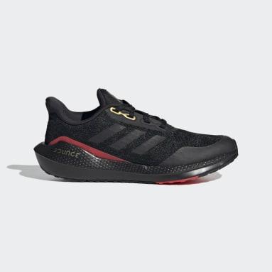 Zapatillas EQ21 Run Negro Niño Running