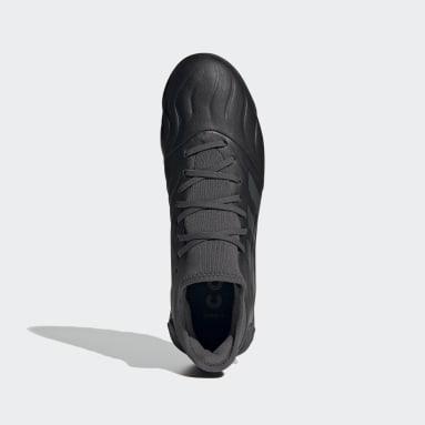 Zapatos de Fútbol Copa Sense.3 Turf Negro Hombre Fútbol