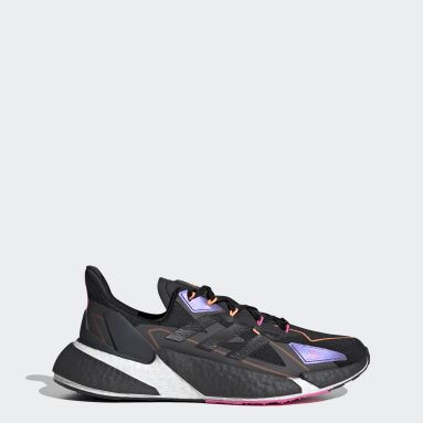 Men Running Black X9000L4 HEAT.RDY Shoes