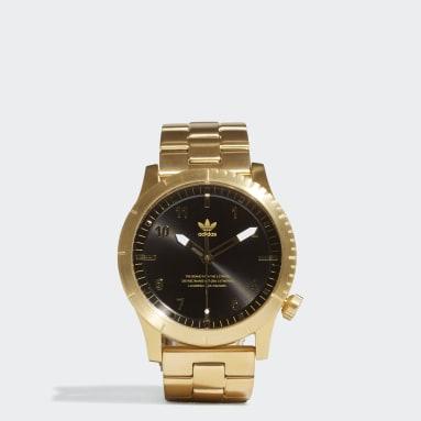 Relógio CYPHER_M1 Dourado Originals