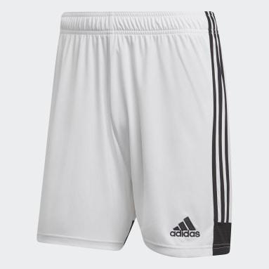 Men's Soccer White Tastigo 19 Shorts