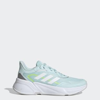 Zapatillas X9000L1 Verde Mujer Running